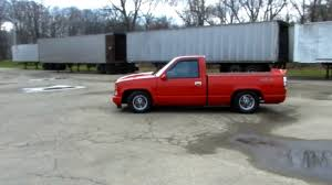 100 454 Truck 1992 Chevrolet SS Pickup For Sale Online Auction YouTube