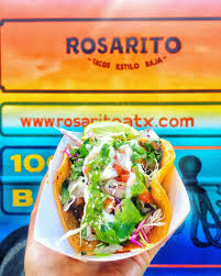 ROSARITO ATX – Food Truck & Catering Baja Style