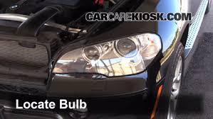 parking light change 2007 2013 bmw x5 2013 bmw x5 xdrive35i 3 0l