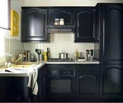 meuble de cuisine noir meuble cuisine noir mat meuble de cuisine noir repeindre des meubles