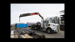 Truck Mounted Cranes - Chariot Express - Chariot Express