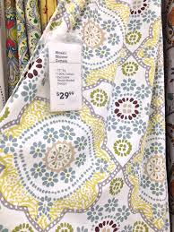 Mosaic Shower Curtain World Market Curtain Bulgarmark