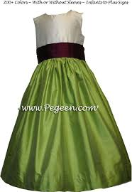 412 best Green flower girl dresses images on Pinterest
