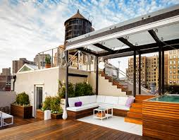 100 Tribeca Roof Terrace TRIARCH