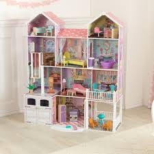 Decor Enchanting Kidkraft Dollhouse For Inspiring Miniature House