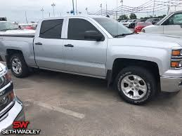 Used 2014 Chevy Silverado 1500 LT 4X4 Truck For Sale In Ada OK - JT557A