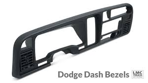 100 Lmc Truck Dodge LMC Dash Bezels For S YouTube