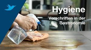 sauber bleiben hygienevorschriften in der gastronomie