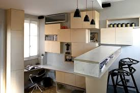 That Was Built Hundreds Of Years Ago Europeans Have Long Known How To Make Their Tiny Spaces Feel Triumphant But This Apartment In The Montparnasse