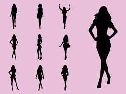 Runway Model Clipart Funny Fashion Show Clip Art