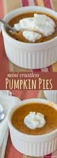 Cracker Barrel Pumpkin Custard Ginger Snaps Nutrition by Best 25 Individual Pie Dishes Ideas On Pinterest Frozen Key