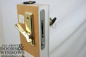 Andersen 200 Series Patio Door Lock by Anderson French Door Lock Problems Andersen French Door Lock