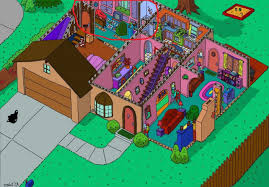100 Simpsons House Plan Does This Room Exist In The MKUMODELS
