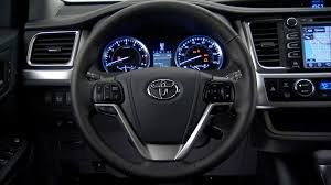 2014 Toyota Highlander Captains Chairs by 2014 Toyota Highlander Interior Youtube