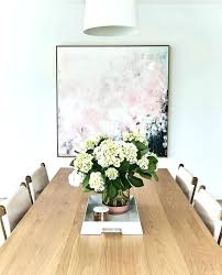 Dining Room Art Ideas Best On Wall Always Images Formal Di