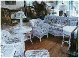 Interesting Vintage Wicker Furniture Antique Maine S Largest Dealer