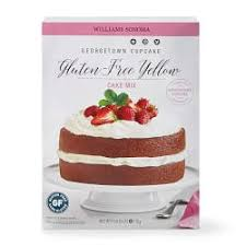 Georgetown Cupcake Cake Mix Gluten Free Yellow