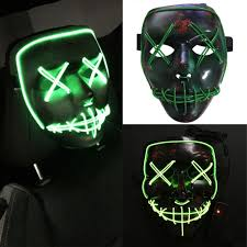 The Purge Halloween Mask Ebay by Green Arrow Oliver Queen Artificial Leather Blinder Mask Eye Patch