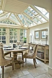 Conservatory Dining Room Ideas