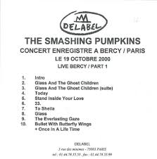 Smashing Pumpkins Rarities And B Sides Wiki by Collecting The Spfreaks Team Page 2