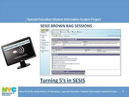 1 special education student information system project sesis