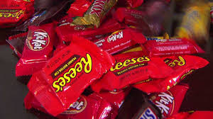Top Halloween Candy In Each State by Trick Or Treat Favorite Halloween Candy By State Kfor Com