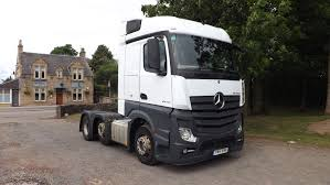 44000kgs MERCEDES BENZ ACTROS 2545 6x2 | Alltruck Group - Truck Sales