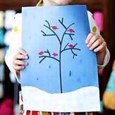Winter Craft For Toddlers Ideas