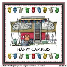 Camper Clipart Family Camping 2