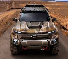 Chevy Unveils Colorado ZH2, A Camo-clad, Fuel-cell Pickup Designed ... Chevy Debuts Aggressive Zr2 Concept And Race Development Trucksema Chevrolet Colorado Review Offroader Tested 2017 Is Rugged Offroad Truck Houston Chronicle Chevrolet Trucks Back In Black For 2016 Kupper Automotive Group News Bison Headed For Production With A Focus On Dirt Every Day Extra Season 2018 Episode 294 The New First Drive Car Driver Truck Feature This 2014 Silverado Was Built To Serve Off Smittybilts Ultimate Offroad 1500 Carid Xtreme Trailblazer Pmiere Debut In Thailand
