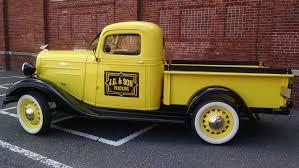 100 1936 Chevrolet Truck 12 Ton Pickup Bergen Co NJ Trades Considered