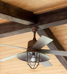 Best 25 Caged Ceiling Fan Ideas On Pinterest Industrial Rustic Barn Fans Contemporary