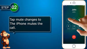 Mute a Call or Put a Call on Hold on Apple iPhone 5SE 5S 6 6S