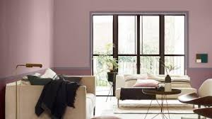 Calming Colours In A Living Room