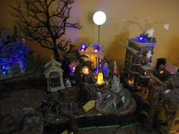 Lemax Halloween Village Displays by 472 Best Collection Dept 56 U0026 Lemax Images On Pinterest