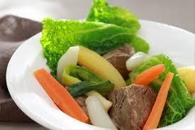 recette de paleron de boeuf en pot au feu de légumes facile et rapide