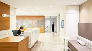 Cbre Employee Help Desk by Cbre Headquarters Projects Gensler