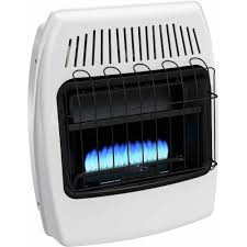 Decor Flame Infrared Electric Stove Kmart by Dyna Glo Bf20nmdg 20 000 Btu Blue Flame Natural Gas Vent Free Wall