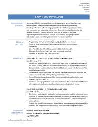 Php Programmer Resume sample developer resume 7 documents in