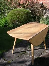 Ercol Dropleaf Dining Table For Sale