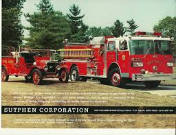 100 Old Fire Truck For Sale Sutphen Corporation Defiance Vintage S