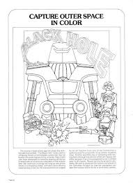 The Black Hole Coloring Page From Pressbook