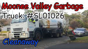 100 Garbage Truck Youtube Moonee Valley Cleanaway SL01026 YouTube