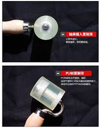 stickers wallpaper car noise cotton construction tools pu flat pressure roller joint pressure roller with roller bearings