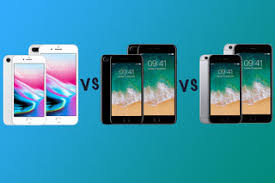 Apple iPhone 8 vs iPhone 7 vs iPhone 6S What s the difference
