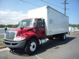 100 International Box Truck For Sale USED 2008 INTERNATIONAL 4300 BOX VAN TRUCK FOR SALE IN IN NEW JERSEY