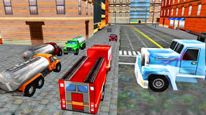 Android Fire Truck 3D Gameplay - Driving Fire Truck For Kids | Best ...