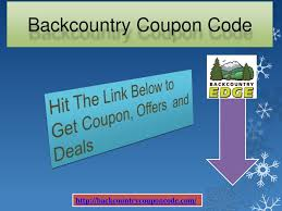 Backcountry Coupon Code | Backcountry Coupon Code | Pinterest