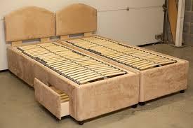 adjustable twin bed dual adjustable bed