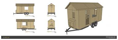100 Tiny Home Plans Trailer House Houses Floor Free S